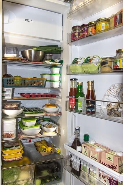 conservar el queso en nevera o frigorífico