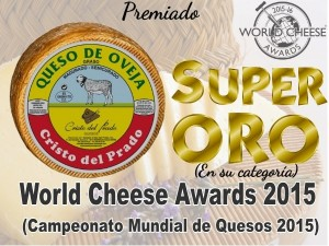 Mejor queso del mundo 2015